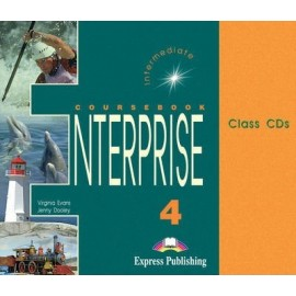 Enterprise 4 Class Audio CD