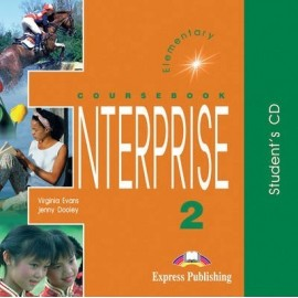 Enterprise 2 Student's Audio CD
