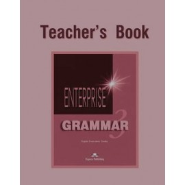 Enterprise 3 Teacher's Grammar Book