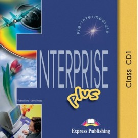 Enterprise Plus Class Audio CD