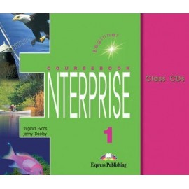 Enterprise 1 Class Audio CD
