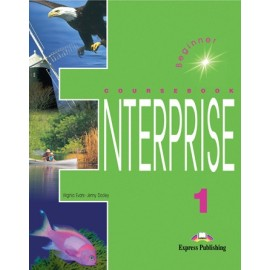 Enterprise 1 Student's Book with CD