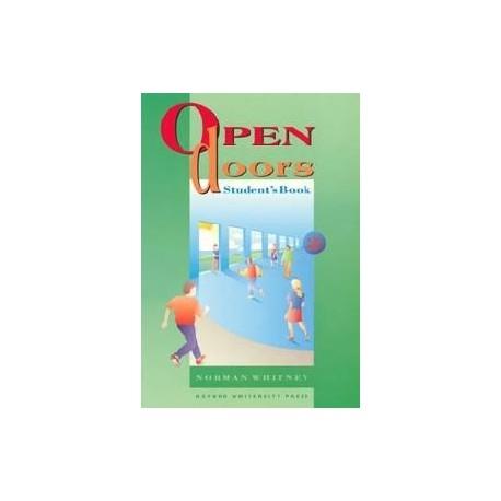 Open Doors 2 Student's Book Oxford University Press 9780194356046
