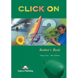Click On 2 Student's Book with CD