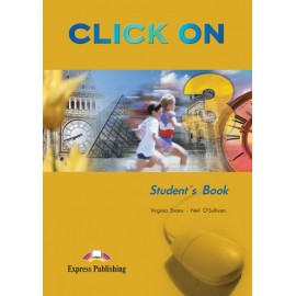Click On 3 Student's Book with CD