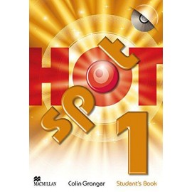 Hot Spot 1 Student's Book + CD-ROM