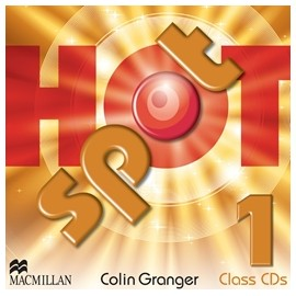 Hot Spot 1 Class CDs