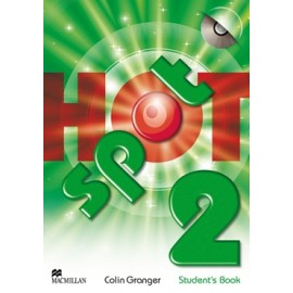 Hot Spot 2 Student's Book + CD-ROM