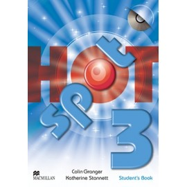 Hot Spot 3 Student's Book + CD-ROM