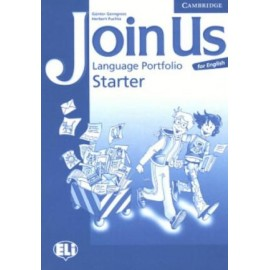 Join Us for English Starter Language Portfolio