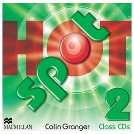 Hot Spot 2 Class CDs