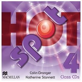 Hot Spot 4 Class CDs