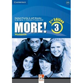 More! 3 Second Edition Workbook