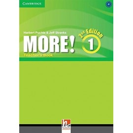 More! 1 Second Edition Teacher's Book