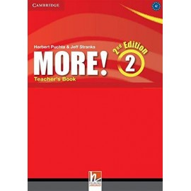 More! 2 Second Edition Teacher's Book