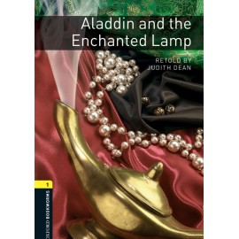 Oxford Bookworms: Aladdin and the Enchanted Lamp + MP3 audio download