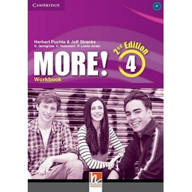 More! 4 Second Edition Workbook