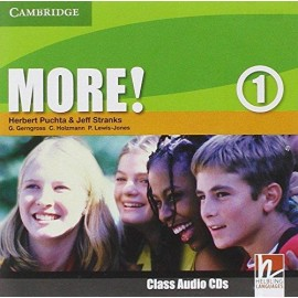 MORE! 1 Class CD