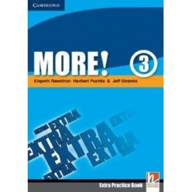 MORE! 3 Extra Practice Book