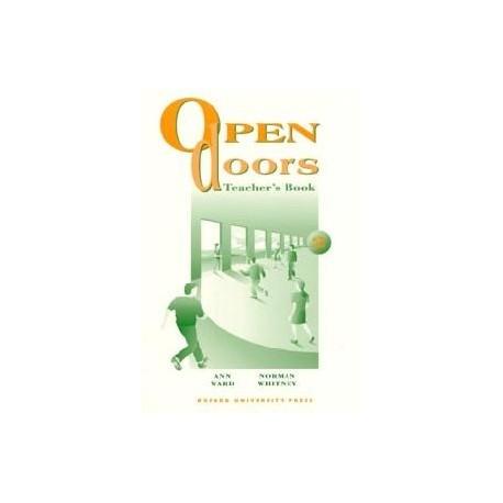 Open Doors 2 Teacher's Book Oxford University Press 9780194356060