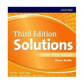 Maturita Solutions Third Edition Upper-Intermediate Class Audio CDs