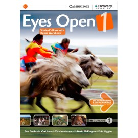Eyes Open 1 Student's Book