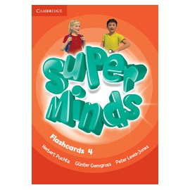 Super Minds 4 Flashcards