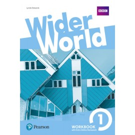 Wider World 1 Workbook with Extra Online Homework Pack