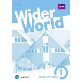 Wider World 1 Teacher's Book with MyEnglishLab & Extra Online Homework + DVD-ROM Pack