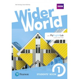 Wider World 1 Student's Book with MyEnglishLab Pack