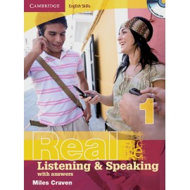 Real Listening & Speaking 1 with answers + CDs