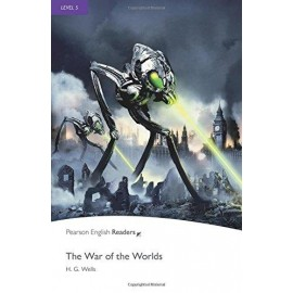 Pearson English Readers: The War of the Worlds