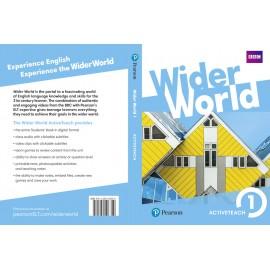 Wider World 1 Active Teach (Interactive Whiteboard Software)
