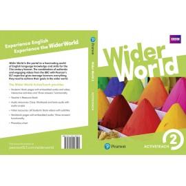 Wider World 2 Active Teach (Interactive Whiteboard Software)