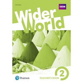 Wider World 2 Teacher's Book with DVD-ROM Pack
