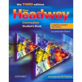 New Headway Intermediate Third Edition Student's Book + CZ Wordlist