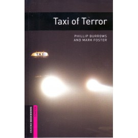 Oxford Bookworms: Taxi of Terror