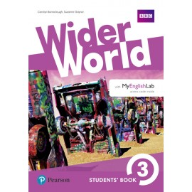 Wider World 3 Student´s Book with MyEnglishLab Pack