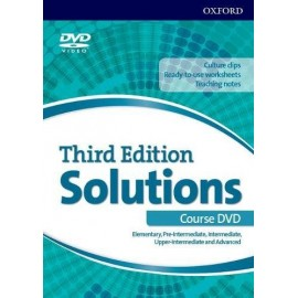 Solutions Third Edition All Levels Course DVD