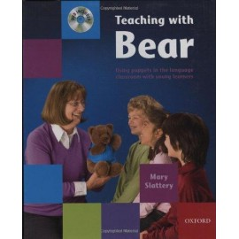 Teaching with Bear Pack (Book and Puppet)