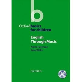 Oxford Basics for Children: English Through Music + CD