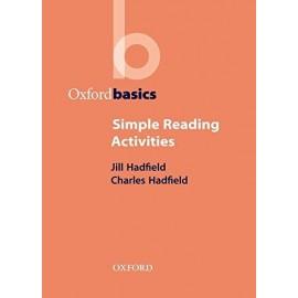 Oxford Basics: Simple Reading Activities