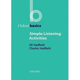 Oxford Basics: Simple Listening Activities