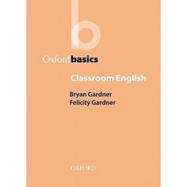 Oxford Basics: Classroom English