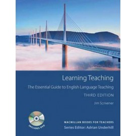 Learning Teaching Third Edition + DVD-ROM