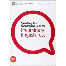 Speaking Test Preparation Pack for Preliminary English Test