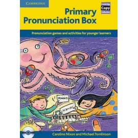Primary Pronunciation Box (Book and Audio CD Pack)