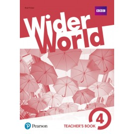 Wider World 4 Teacher's Book with MyEnglishLab & ExtraOnline Home Work + DVD-ROM Pack
