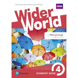 Wider World 4 Students' Book with MyEnglishLab Pack