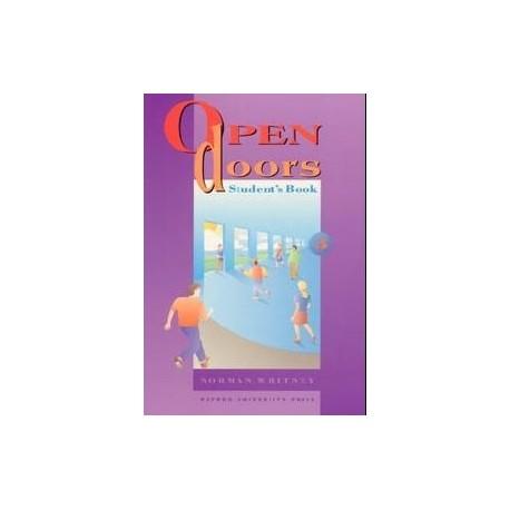 Open Doors 3 Student's Book Oxford University Press 9780194356084